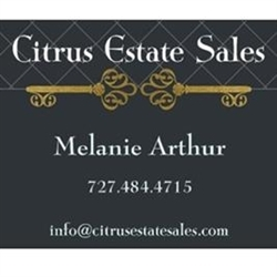 Citrus Estate Sales Logo