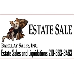 Barclay Sales, Inc., Estate Sales & Liquidations Logo