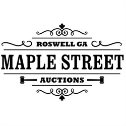 Maple Street Estate Sales & Auctions Logo