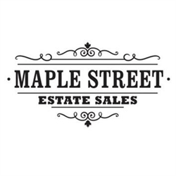 Maple Street Estate Sales Logo