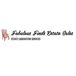Fabulous Finds Estate Sales Logo