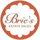 Brie's Estate Sales Logo