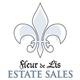 Fleur de Lis Estate Sales Logo