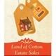 Land of Cotton Estate Sales Logo