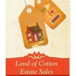 Land of Cotton Estate Sales Logo