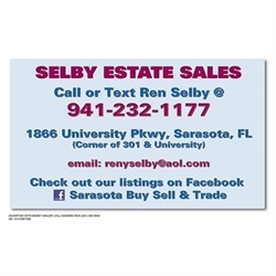 Selby Estate Sales