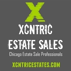 Xcntric Estate Sales, LLC Logo