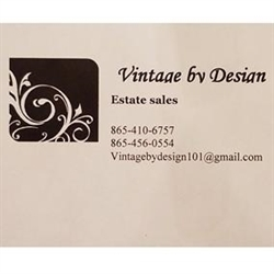 Vintage By Design Logo