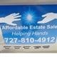 Affordable Estate Sales Logo