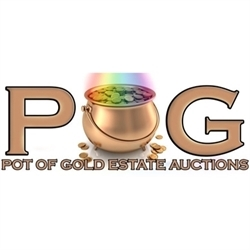 Pot of Gold Estate Liquidations Logo