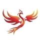 A Phoenix Rises Logo