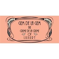 Gem de la Gem Logo