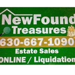 Newfound Treasures Logo