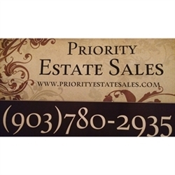 Priority Estate Sales Of Tyler Logo