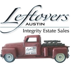 Leftovers Austin Estate Sales Logo