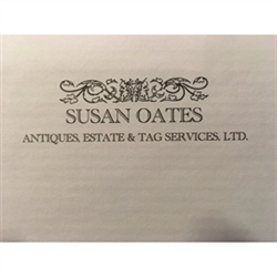 Susan Oates Estate & Tag Sale Services Ltd. Logo