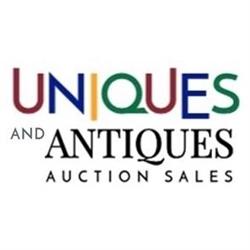 Uniques and Antiques Logo