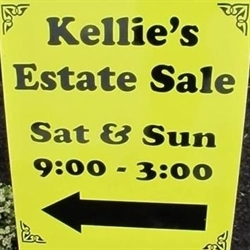 Kellie's Estate Services, LLC Logo